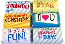 Back to School / Sweet ideas to make back to school more fun for the kids.