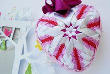 Dekorácie srdce / Decoration heart / polystyrénové srdce / styropor / styrofoam heart