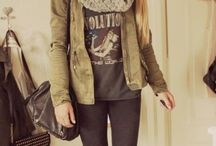 Outfits - autumn, winter