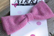 Cute Hair Accessories / Cute hair accessories for little girls and women!