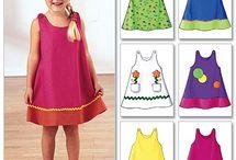 vestidos niña / Ropa para niños
