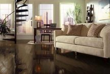 Cool hardwood floors / Hardwood flooring in Westchester County - light, dark, red tones and everything in between.
