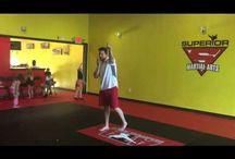 XMA Videos / Extreme Martial Arts Demo Team