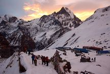 Annapurna Base Camp trek / Annapurna Base Camp trek with TT4FT