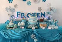 Frozen Party / Decoraciòn y mas ideas fiesta de Frozen para una hermosa princesa
