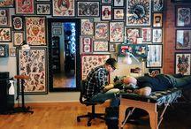Studio de tatuagens