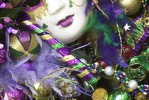 Mardi Gras  / We love a good Mardi Gras party at The Party Concierge.  We hope some of our original designs inspire you to host your own Mardi Gras themed party.