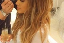Hair and makeup shoot