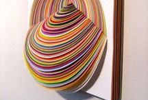 paper art sculptures