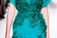 Elie Saab - Spring Summer 2014 / Dress