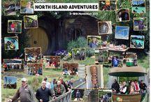 CM15051 North Island Adventures / 11—18th November 2015