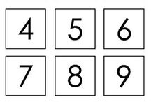 number recognition games/activities