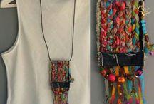 Jewellery fabric