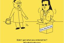 Try before Buying / Ensure you get what you order for. #TryBeforeBuying #FreeHomeTrial