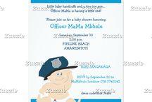 Mama's bby invite