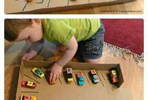 estimulación infantil (juegos)