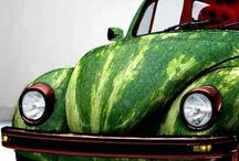 samochód dla ogrodnika/car for gardener
