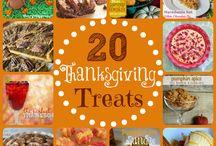 Thanksgiving Ideas / by Omara Blattenberger
