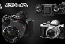 Best Mirrorless Cameras for Landscape Photography