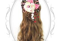 Maiko-Geisha Kanzashi (Japanese Hair Clip)