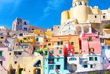plus belles destinations de voyages / Les plus belles destinations de voyages à travers le monde, celle qui nous font rêvées ;) #voyage