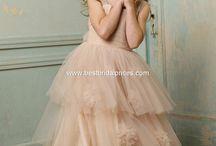 Girls flower girl dresses / Dresses/clothing