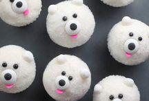Animal Cupcakes + cakes