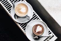 Coffee / Lattes, cappuccinos, flat whites, mochas, espressos, macchiatos ☕️