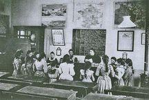 Les Femmes à l'école