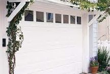Garage Door Ideas