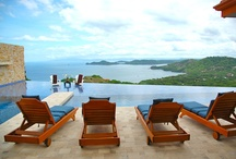 Costa Rica / Luxurious vacation homes and condos in Costa Rica.