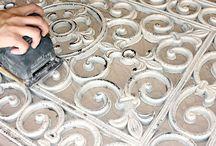 Door mat revamp
