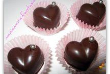 Cioccolatini  e pasticcini