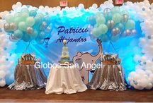 baby shower globos aerostaticos