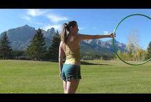 Hoop Dance Tutorials / by Hipnotic Hoopla