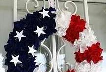 Door Wreaths I need to make  / by Elizabeth Koop
