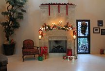 Holiday Design Projects 2013 / Some great holiday decor done by S Interior Design for a client.   Ideas for how to customize all that 'naked' greenery. / by Suzanne Lasky