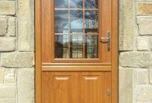 PVCu Door Designs / Composite