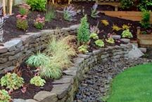 Retaining Wall Ideas / Any type of retaining walls