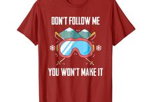 Skiers / This board is for all people who love skiing.