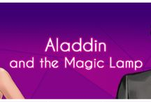 Shall we date? We the girls - Aladdin and the Magic lamp