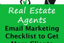 Real Estate Marketing Guides / Marketing reports to help real estate agents grow their business.