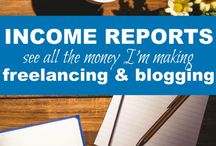 Blogger Income Reports / Blogger income reports from around the web, for inspiration, education, and motivation.  www.budgetsaresexy.com