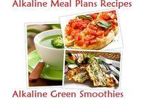 Alkaline Meal Plans Recipes