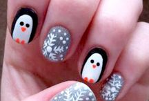 Nails / I love these nails and theyre so simple!