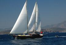 SAMARKAND / #sailing, #yacht, #bluevoyage, #yachtcharter, www.cnlyacht.com