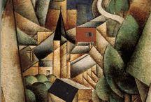 Cubistic arts
