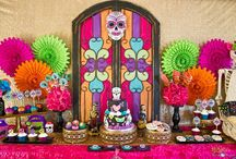 Day Of The Dead / Halloween theme