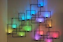 42 Impressive Lighting Ideas For A Charming Wall Lighting