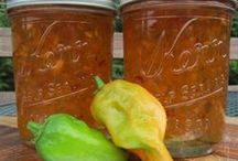 Canning and related preserving